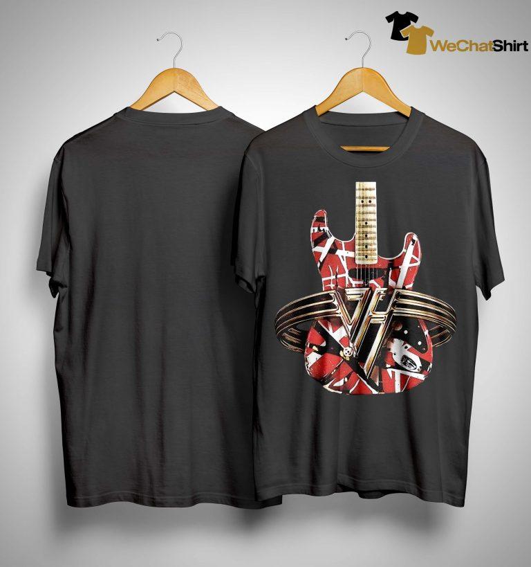 Van Halen Guitar Shirt