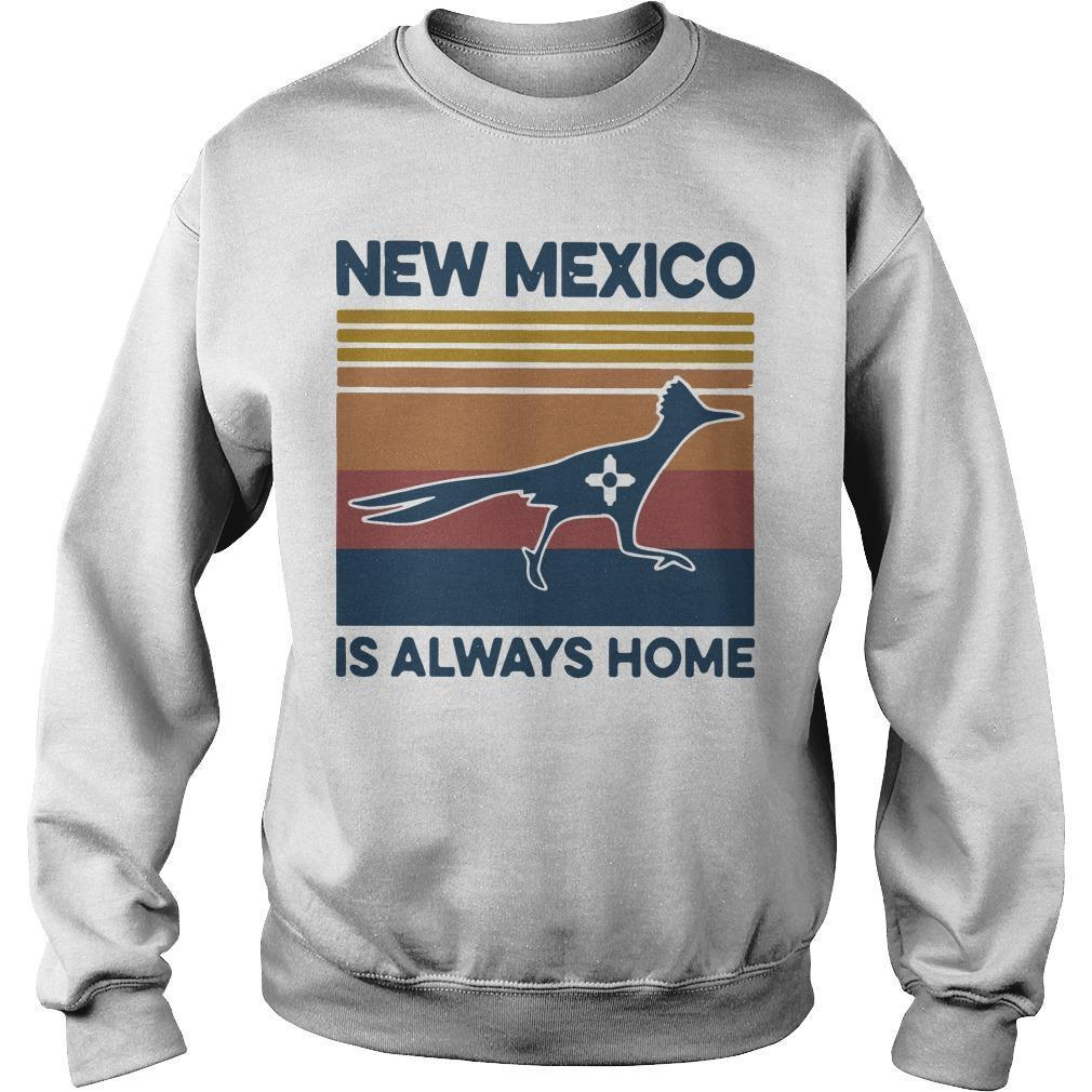 Vintage New Mexico Is Always Home Sweater
