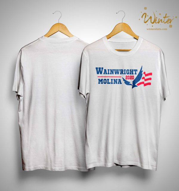 Wainwright Molina 2020 T Shirt