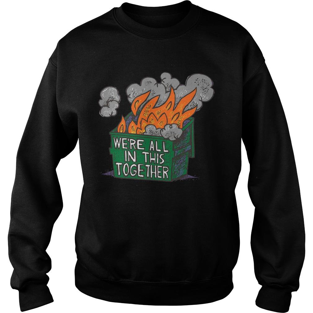 We're All In This Together Sweater