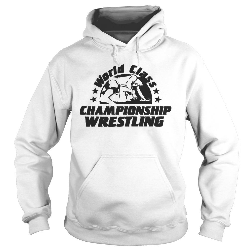 World Class Championship Wrestling Hoodie