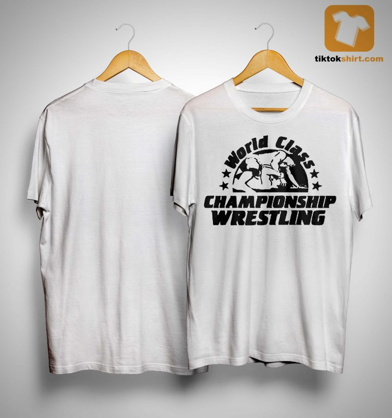 World Class Championship Wrestling Shirt