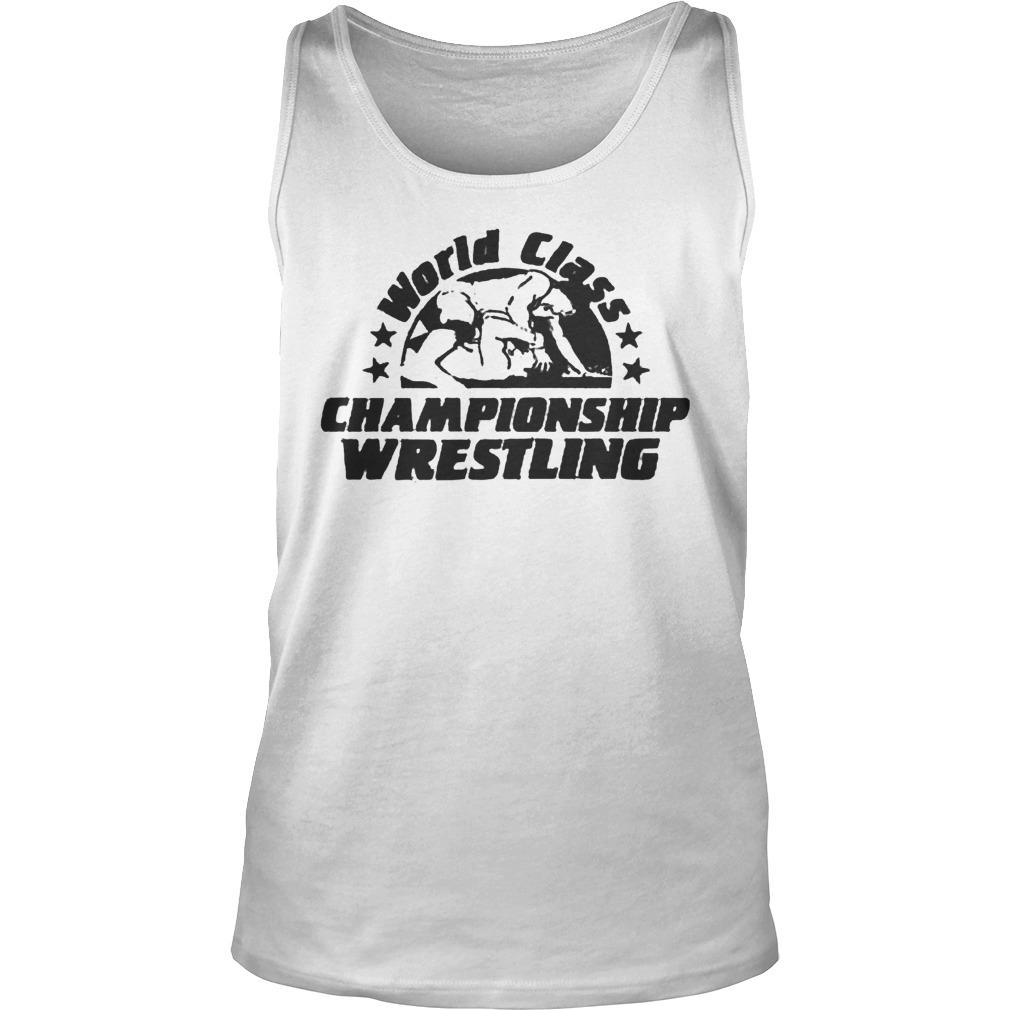 World Class Championship Wrestling Tank Top