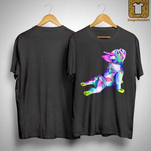 Yoga French Bulldog Shirt