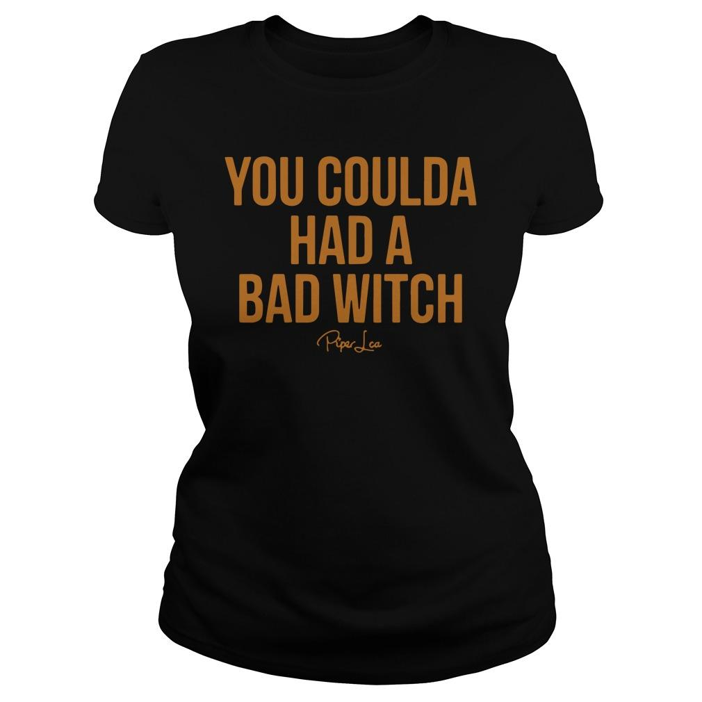 You Coulda Had A Bad Witch Longsleeve