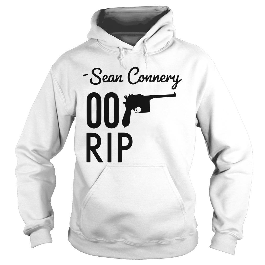 007 James Bond Sean Connery Rip Hoodie