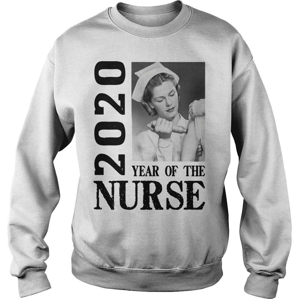2020 Year Of The Nurse Sweater