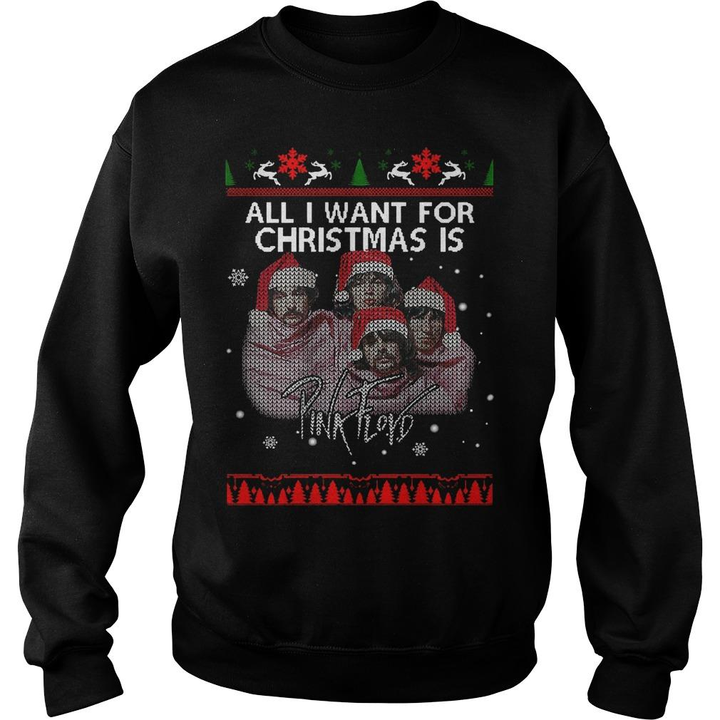 All I Want For Christmas Is Pink Floyd Sweater