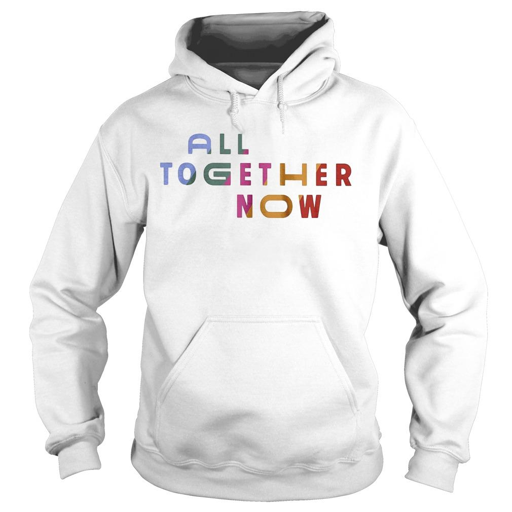 All Together Now Starbucks Pride Hoodie