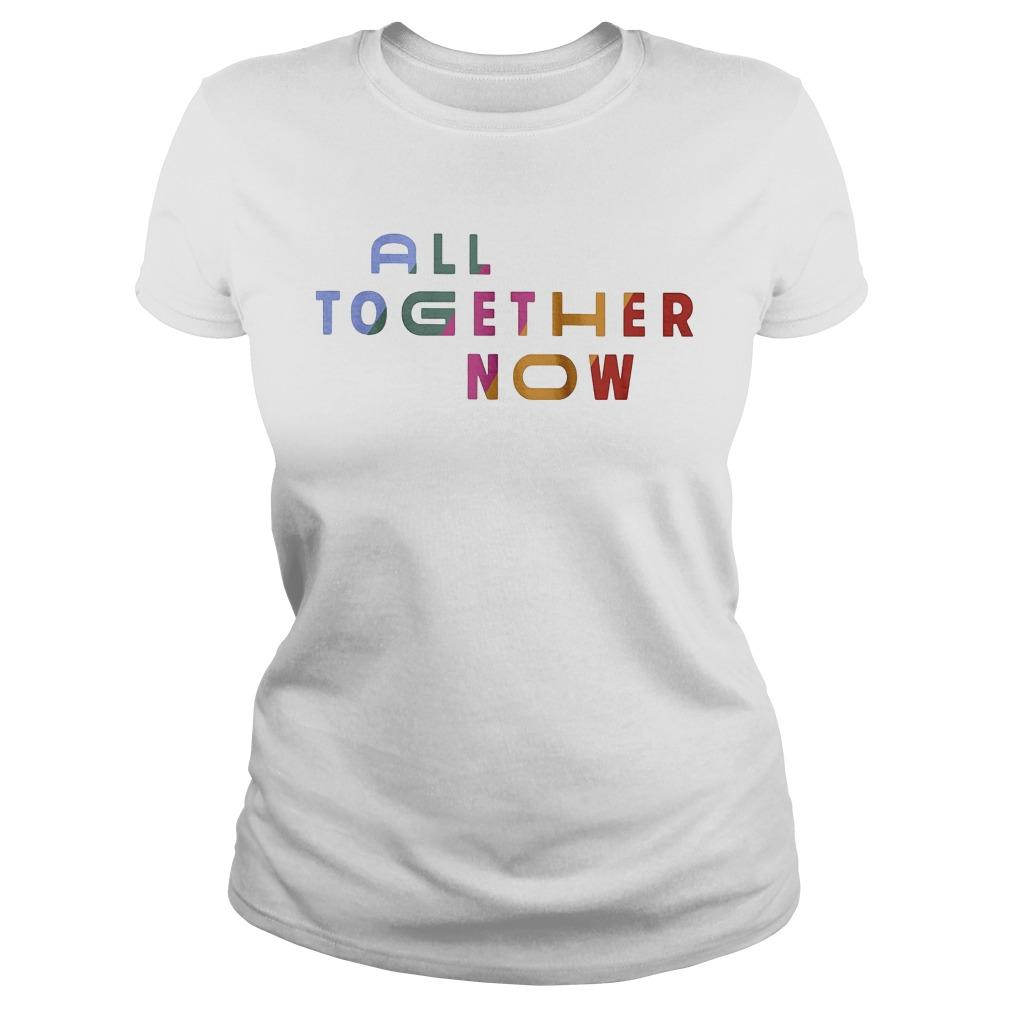 All Together Now Starbucks Pride Longsleeve