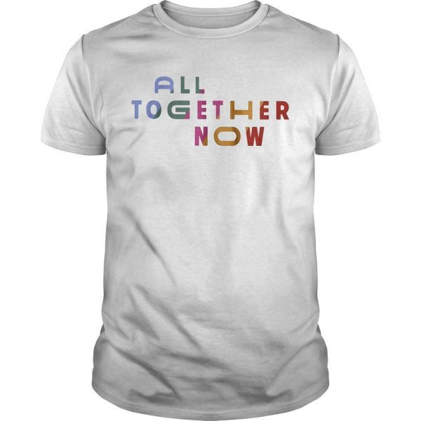 All Together Now Starbucks Pride Shirt