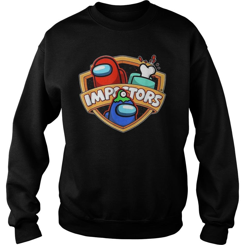 Among Game Us Sus Gift Imposter Impostor Sweater