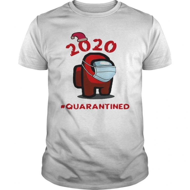 Among Us 2020 Quarantined Shirt