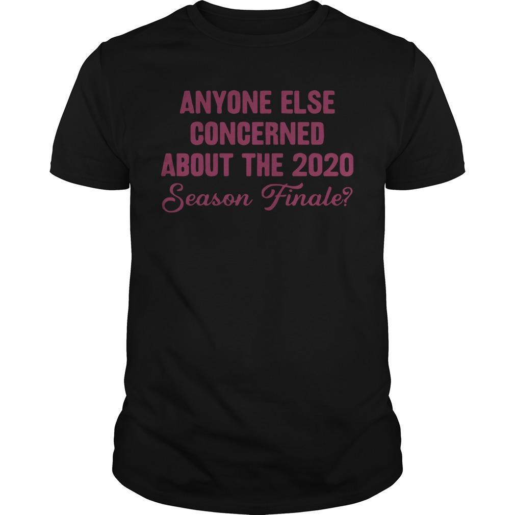 Anyone Else Concerned About The 2020 Season Finale Longsleeve