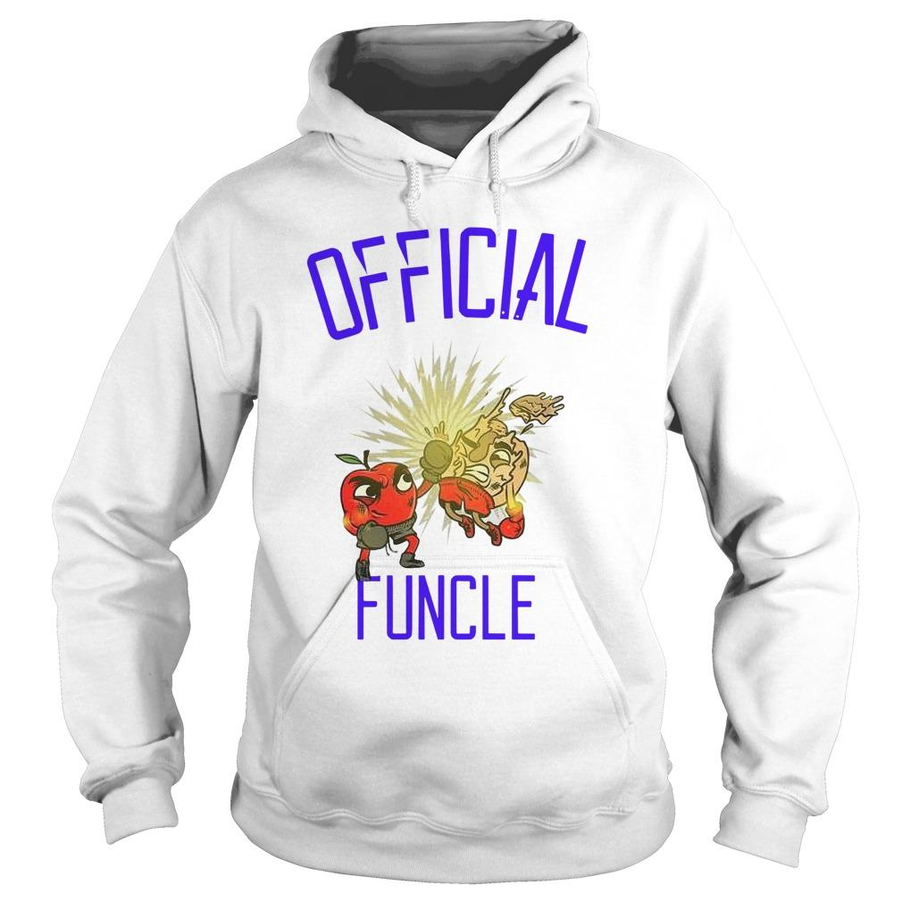 Apple Boxing Official Funcle Hoodie