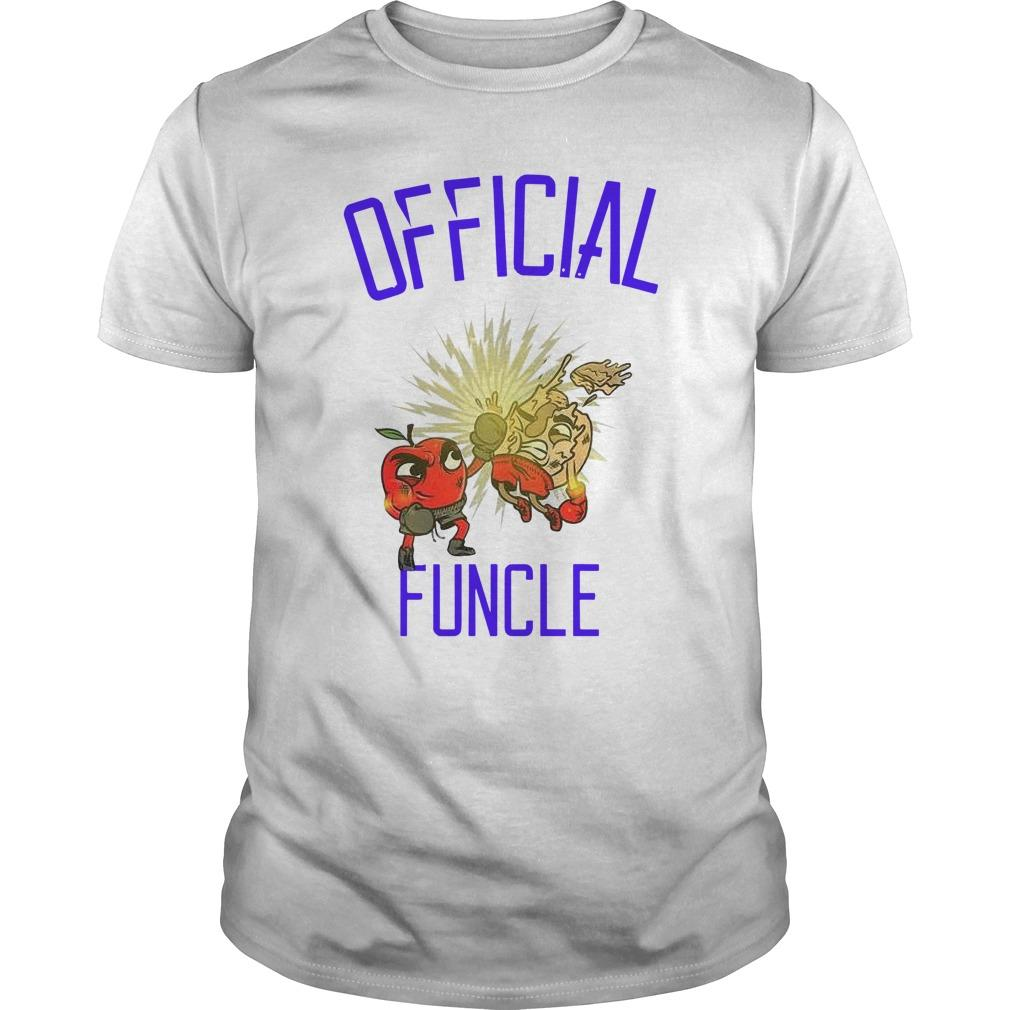 Apple Boxing Official Funcle Longsleeve