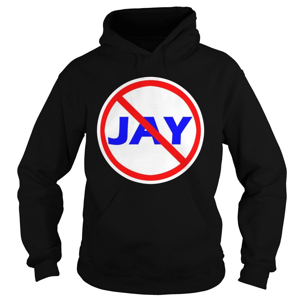 Banned Jay Buster Hoodie