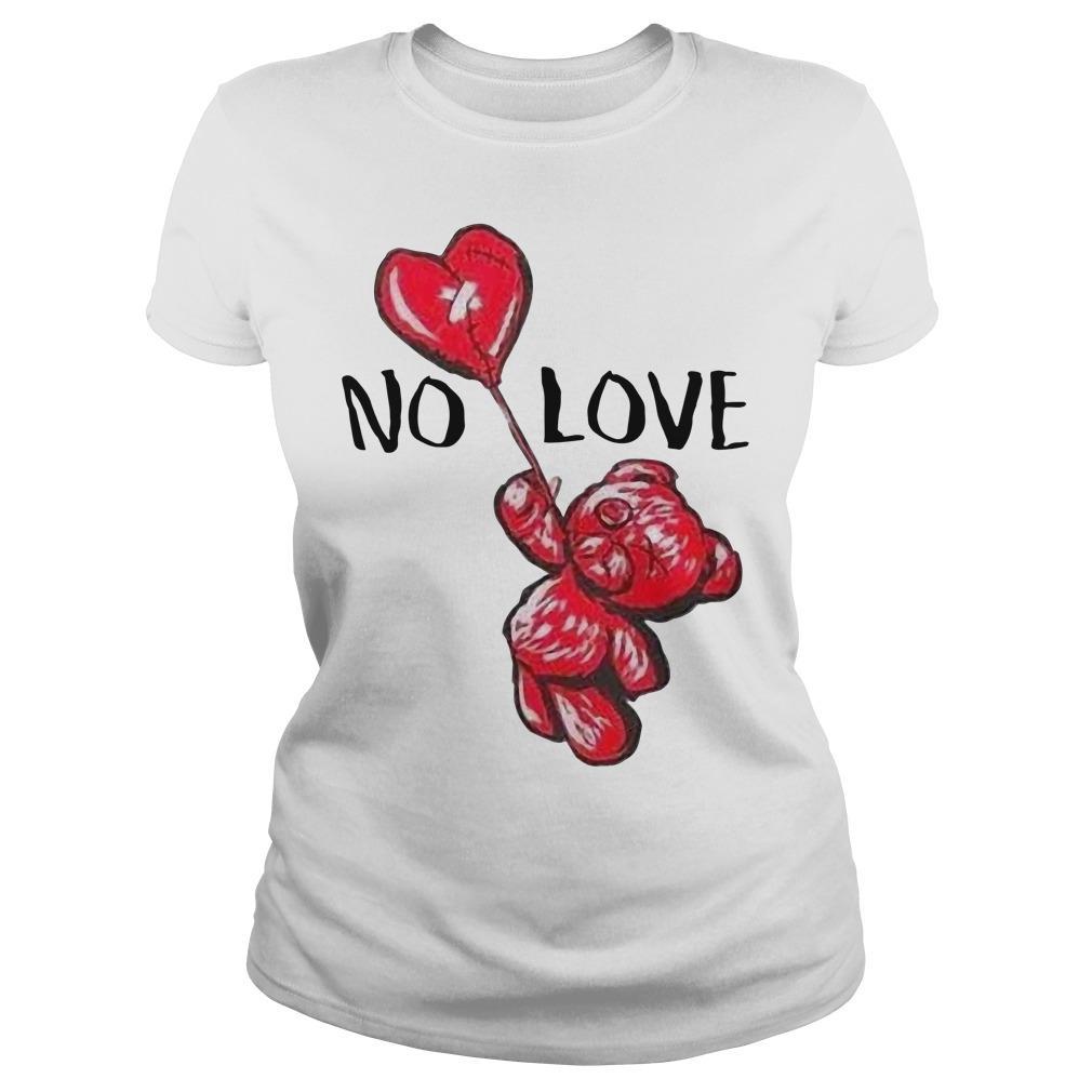 Bear No Love Longsleeve