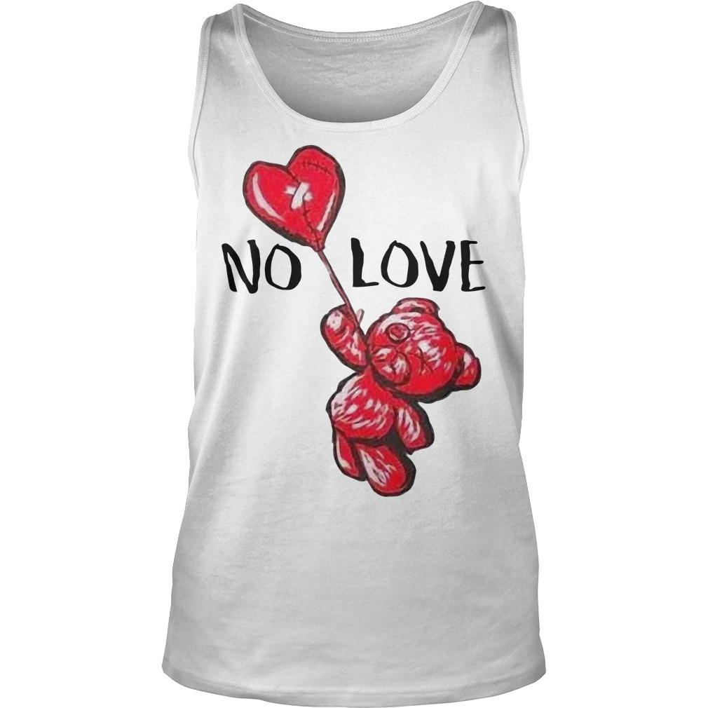 Bear No Love Tank Top
