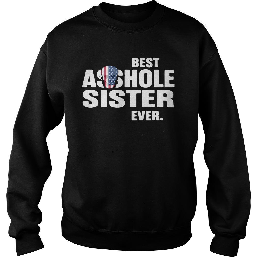 Best Asshole Sister Ever Sweater