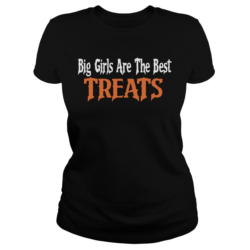 Big Girls Are The Best Treats Longsleeve