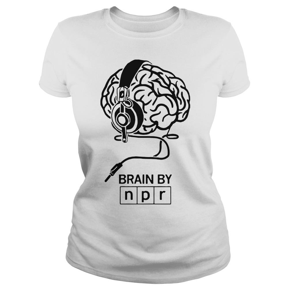 Brain By Npr Longsleeve