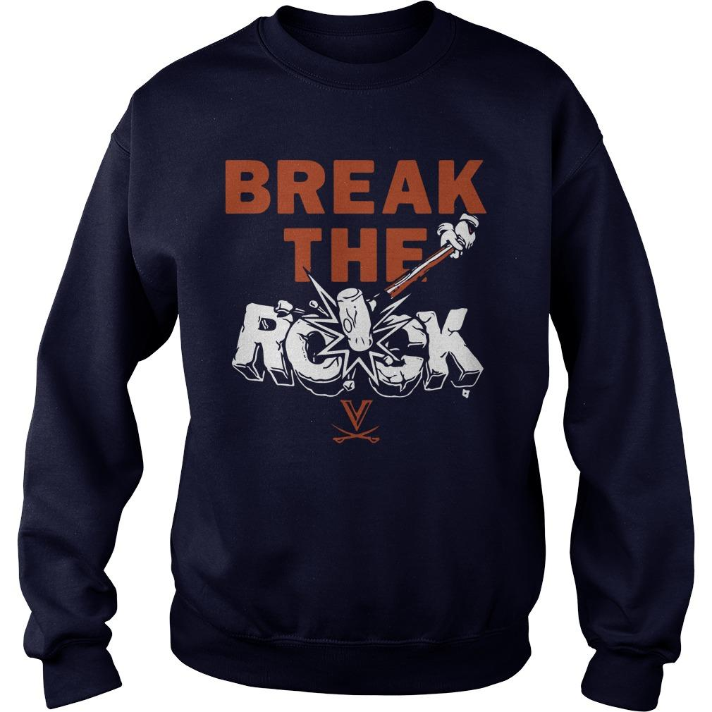 Break The Rock Sweater