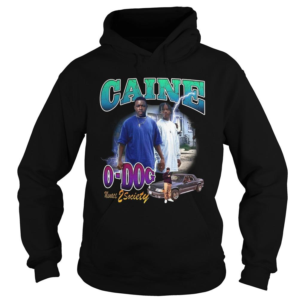 Caine O Dog Menace Z Society Hoodie
