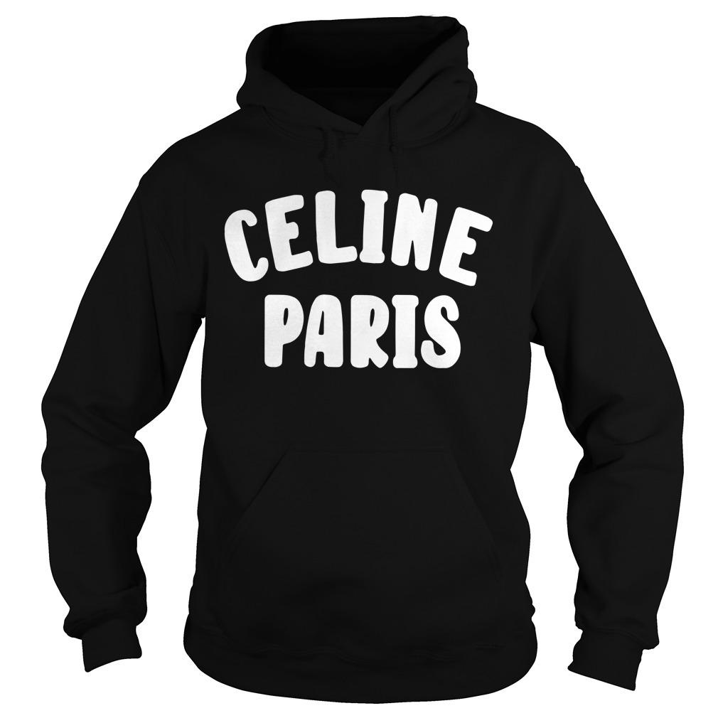 Celine Paris Hoodie