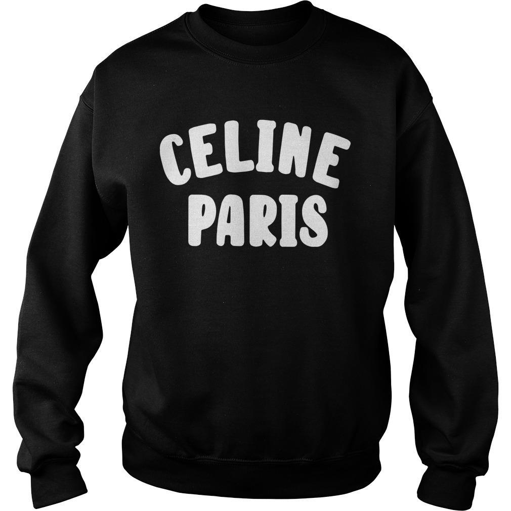 Celine Paris Sweater