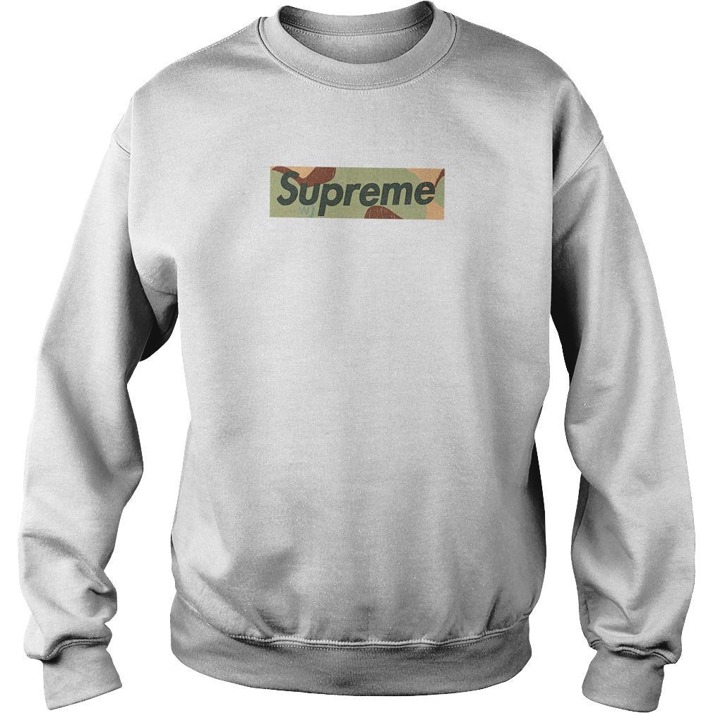 Christie's Auction Wtaps Box Logo The 1999 Supreme T Sweater