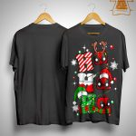 Christmas Deadpool Ho Ho Ho Shirt