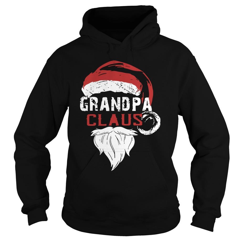 Christmas Grandpa Claus Hoodie