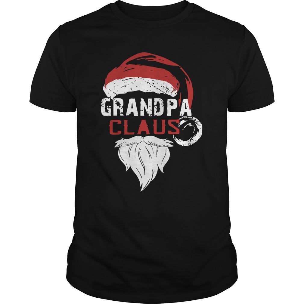 Christmas Grandpa Claus Longsleeve