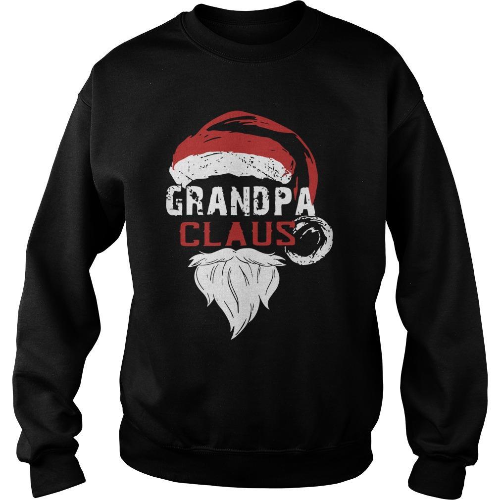 Christmas Grandpa Claus Sweater
