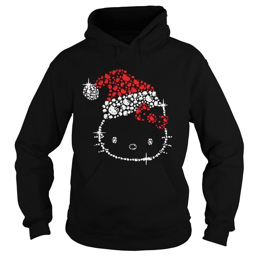 Christmas Hello Kitty Ho Ho Ho Hoodie