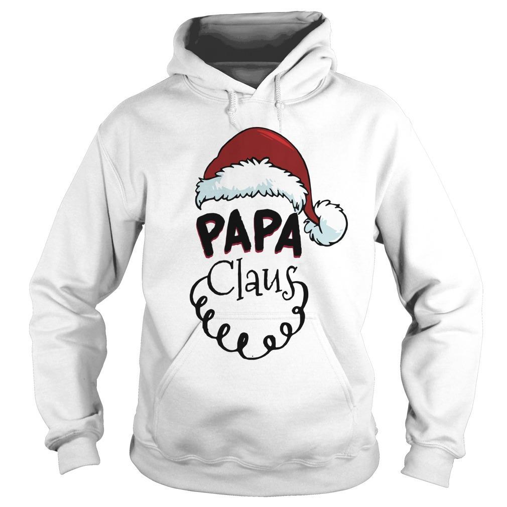 Christmas Papa Claus Hoodie