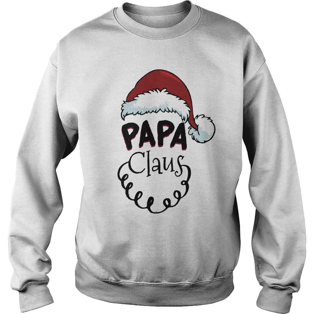 Christmas Papa Claus Sweater
