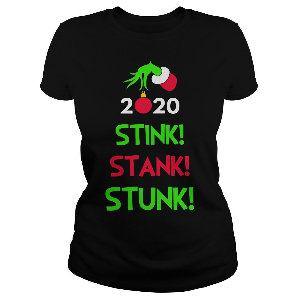 Christmas Stink Stank Stunk Longsleeve