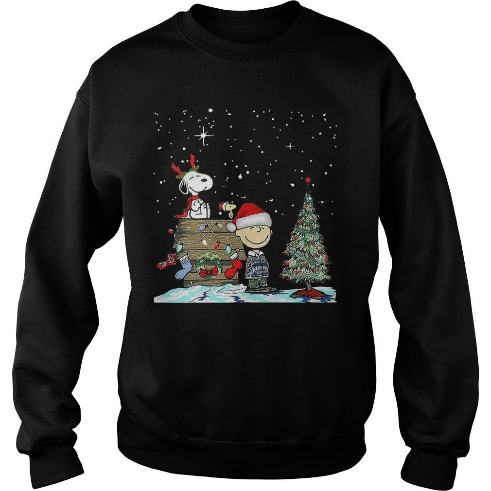 Christmas The Peanuts Snoopy Sweater