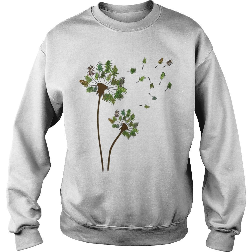 Christmas Tree Dandelion Sweater