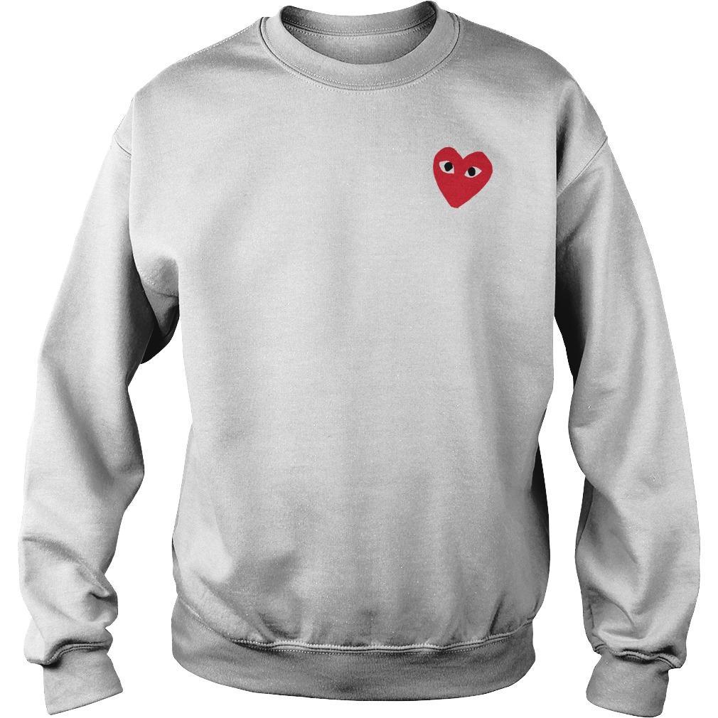 Comme Des Garcons T Sweater