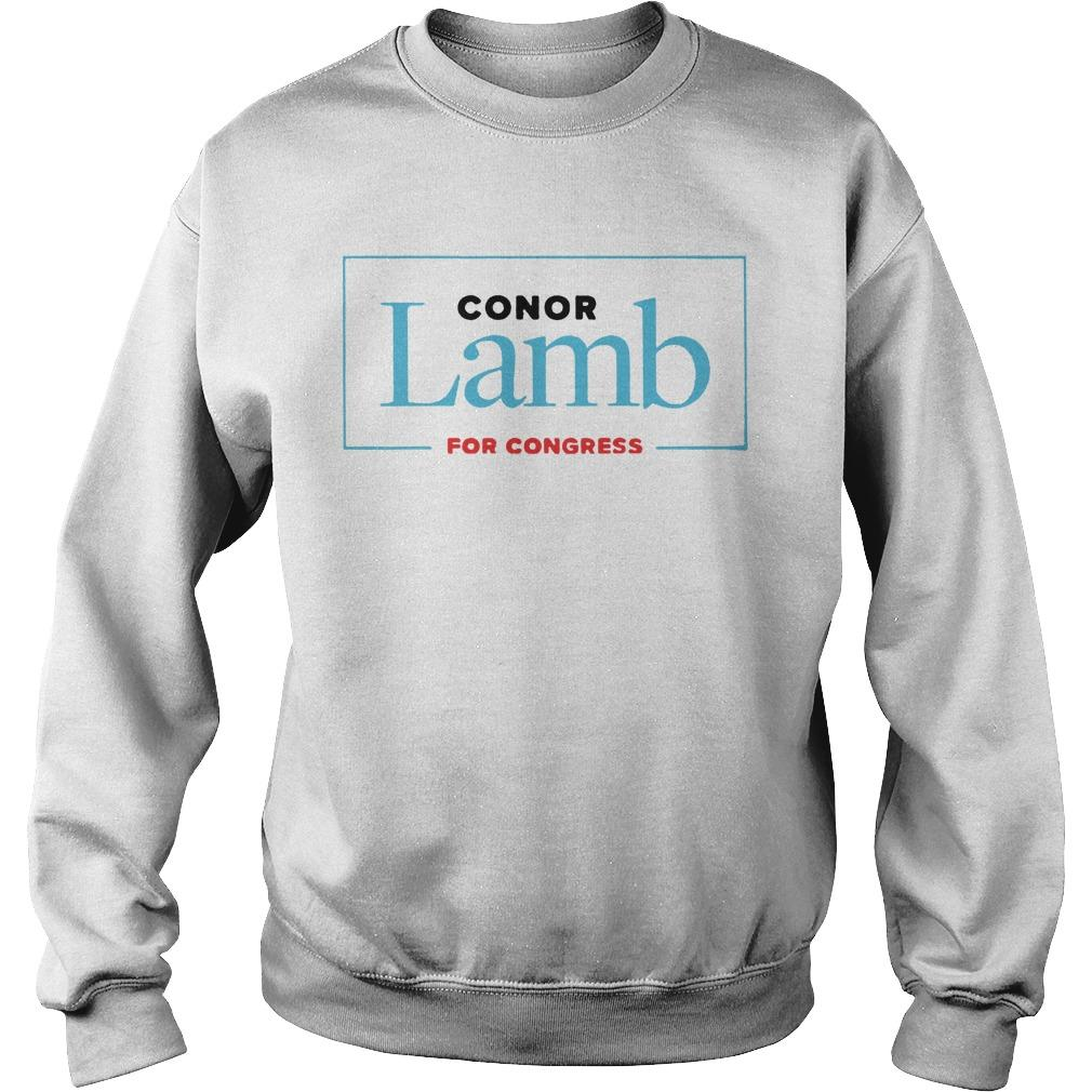 Conor Lamb For Congress Sweater
