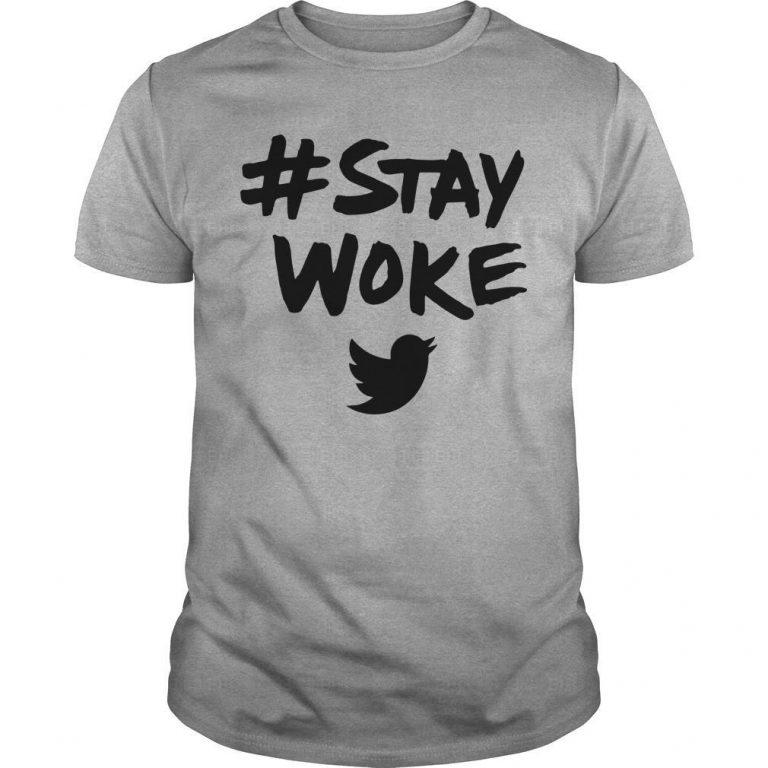 Deray Mckesson Stay Woke Shirt
