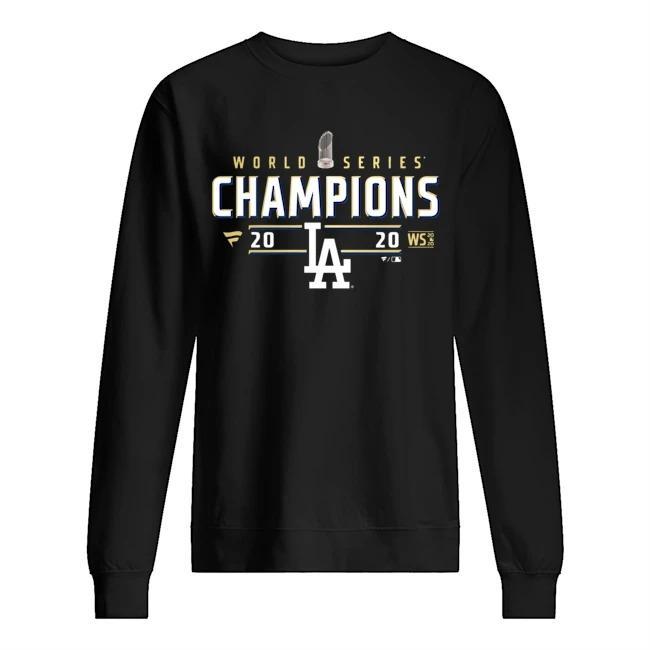 Dodgers World Series Sweater