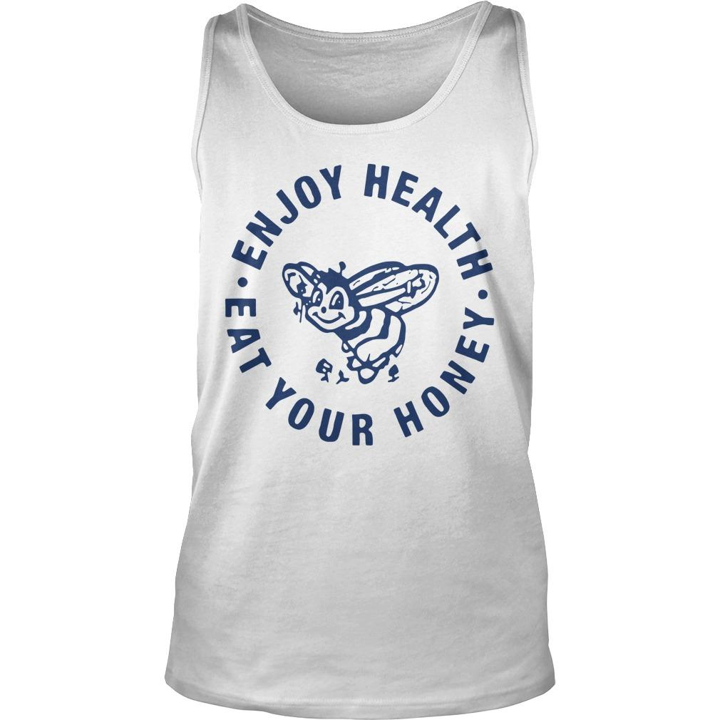 Enjoy Health Eat Your Honey Harry Styles T Tank Top