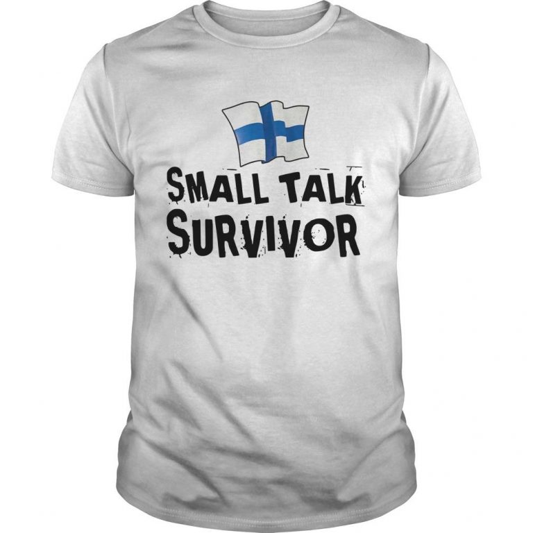 Finnish Small Talk Survivor Shirt