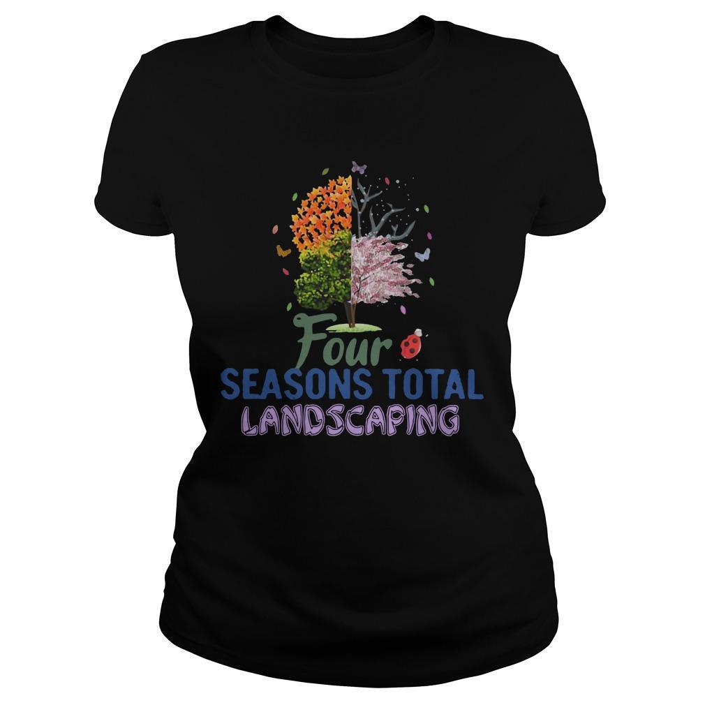 Four Seasons Total Landscaping Longsleeve
