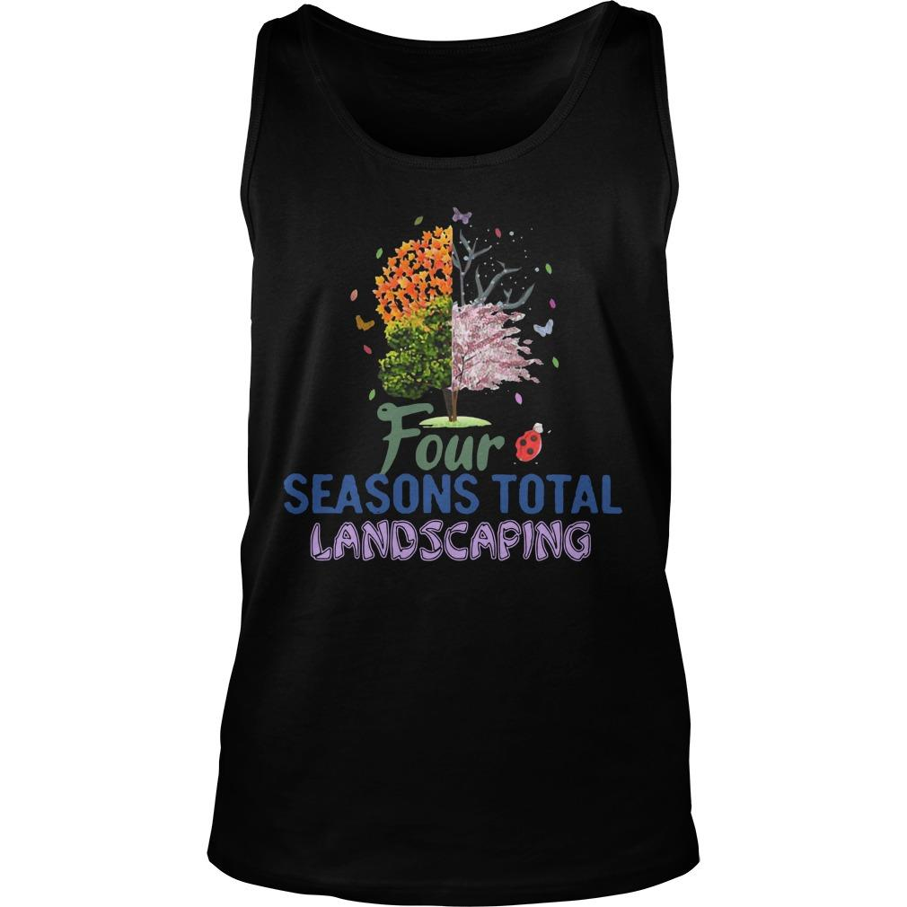 Four Seasons Total Landscaping Tank Top