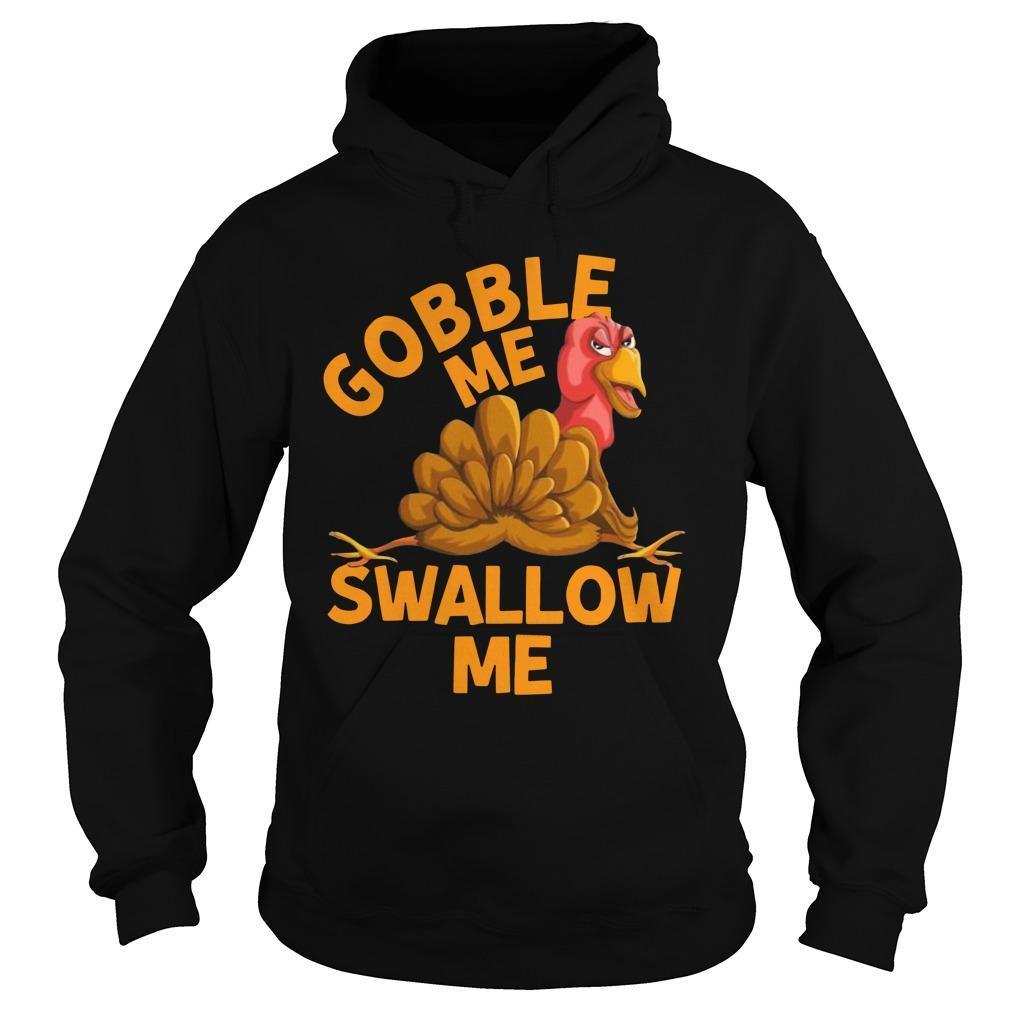 Gobble Me Thanksgiving Hoodie